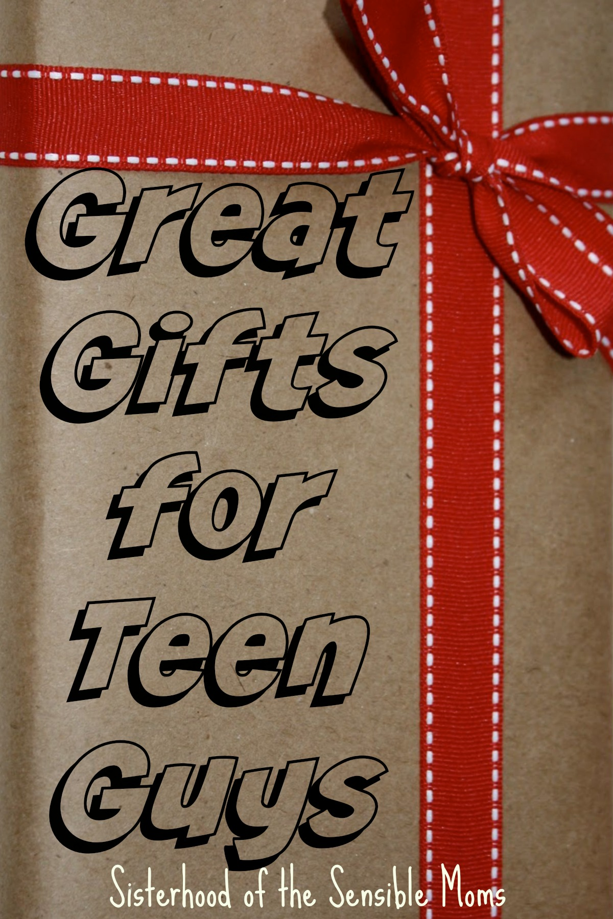 Cool Christmas Gifts For Teenage Guys